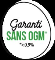 Garanti sans OGM